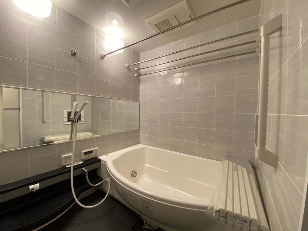 クオン二条富小路 浴室